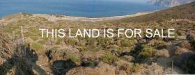 Grundstueck mit Meeresblick auf Skyros/Griechenland