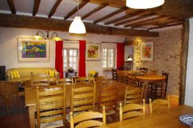 Foto 6 Gruppenhaus Gruppenunterkunft Burgund (Taizé) Frankreich mit 14 Zimmer für 44 Pers.