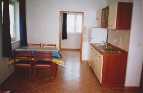 Foto 9 Gruppenhaus in Mandre auf der Insel Pag, 6 Apartments direkt am Meer