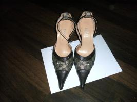 Gucci Pumps in Gr�sse 40