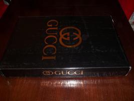 Foto 2 Gucci Schwarz Gold satin 6 teilige Bettw�sche Neu , Ovp