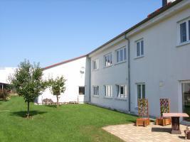 Foto 3 G�nst. Wohn- u. Gesch�ftshaus m.Halle, s�dl. Landsberg Lech -Provisionsfrei-