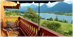 Ferienwohnung Schafberg am Wolfgangsee