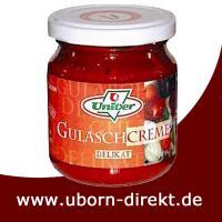 Gulaschcreme Glas Mild