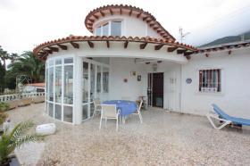 Gut aussehende Villa in Calpe an der Costa Blanca