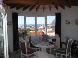 Foto 4 Gut aussehende Villa in Calpe an der Costa Blanca
