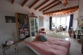 Foto 5 Gut aussehende Villa in Calpe an der Costa Blanca