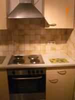 Foto 3 Gut erhaltene Küche, inklusive Einbauherd und Kühlschrank