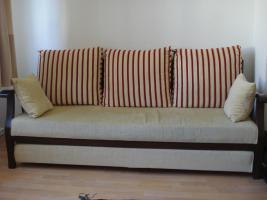 Gut erhaltenes Sofa-Set zum Abholen