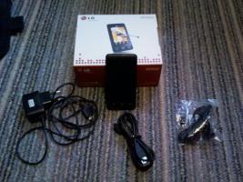 Gut erhaltenes Touchscreen Handy LG KP 500