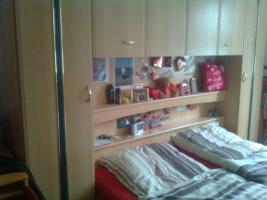 Gut erhaltenes komplettes Schlafzimmer
