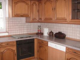 Foto 2 Guterhaltene Einbauküche