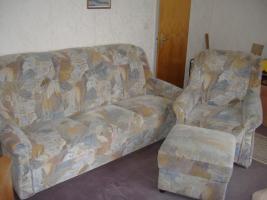 Foto 3 Guterhaltene Polstermöbel , Tische und Schränke günstig abzugeben