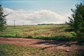Grundstück am Wasserlauf