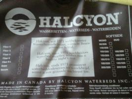 Foto 2 HALCYON Wasserbett 1,40 x 2,00m