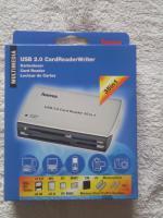 HAMA Card Reader/Writer Kartenleser 35 in 1 USB 2.0 NEU