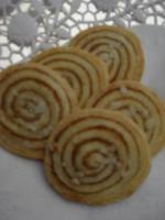 HAUSGEMACHT: Butter-Zimt-Schnecken, ein herrlich mürbes Gebäck zu Weihnachten