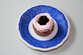 Foto 2 HAUSGEMACHT: Cupcakes in tausendundeins Variationen...einfach köstlich !... und auch optisch ein Genuß !