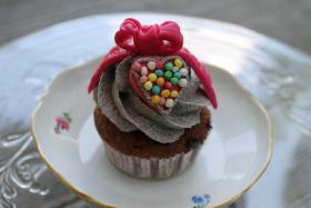 Foto 5 HAUSGEMACHT: Cupcakes in tausendundeins Variationen...einfach köstlich !... und auch optisch ein Genuß !