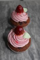 Foto 17 HAUSGEMACHT: Cupcakes in tausendundeins Variationen...einfach köstlich !... und auch optisch ein Genuß !