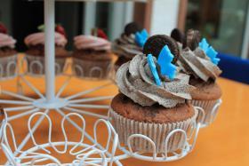 Foto 26 HAUSGEMACHT: Cupcakes in tausendundeins Variationen...einfach köstlich !... und auch optisch ein Genuß !