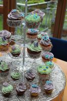 Foto 31 HAUSGEMACHT: Cupcakes in tausendundeins Variationen...einfach köstlich !... und auch optisch ein Genuß !