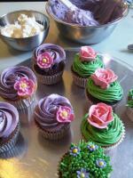 Foto 34 HAUSGEMACHT: Cupcakes in tausendundeins Variationen...einfach köstlich !... und auch optisch ein Genuß !