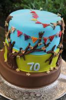 Foto 26 HAUSGEMACHT: Geburtstags - Überraschungs - Torten, die besondere Geschenkidee für besondere Menschen und besondere Gelegenheiten !