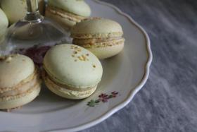 Foto 8 HAUSGEMACHT: Macarons, das besondere Geb�ck mit zartschmelzender F�llung