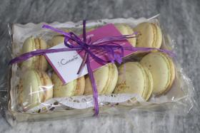 Foto 10 HAUSGEMACHT: Macarons, das besondere Geb�ck mit zartschmelzender F�llung