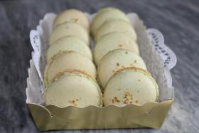 Foto 11 HAUSGEMACHT: Macarons, das besondere Geb�ck mit zartschmelzender F�llung