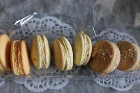 Foto 18 HAUSGEMACHT: Macarons, das besondere Geb�ck mit zartschmelzender F�llung