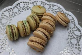 Foto 19 HAUSGEMACHT: Macarons, das besondere Gebäck mit zartschmelzender Füllung