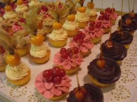 Foto 3 HAUSGEMACHT: Mini - Cupcakes, kleine süße , verführerische Leckereien...einfach passend zu jeder Gelegenheit !