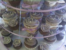 Foto 5 HAUSGEMACHT: Mini - Cupcakes, kleine süße , verführerische Leckereien...einfach passend zu jeder Gelegenheit !