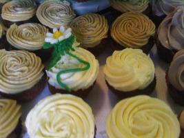 Foto 9 HAUSGEMACHT: Mini - Cupcakes, kleine süße , verführerische Leckereien...einfach passend zu jeder Gelegenheit !