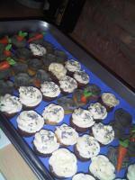 Foto 11 HAUSGEMACHT: Mini - Cupcakes, kleine süße , verführerische Leckereien...einfach passend zu jeder Gelegenheit !