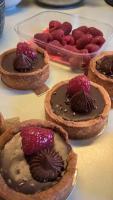 Foto 18 HAUSGEMACHT: Süßes Fingerfood, herrliche Desserts, Tartes und Törtchen.....