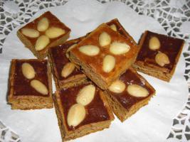 HAUSGEMACHT: Weiche feine Honiglebkuchen, hausgemacht, yummy...!