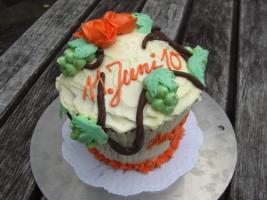 XXL - Cupcake Weintrauben