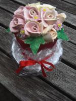 XXL - Cupcake Rosenbouquet