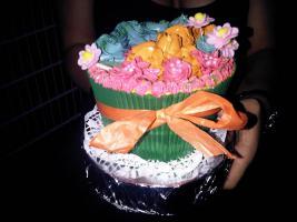 Foto 15 HAUSGEMACHT: XXL -  Cupcakes, einfach gigantisch... Giant Cupcakes in Übergröße für Große + Kleine Genießer