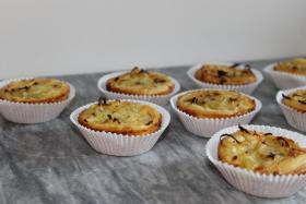 Mini - Elsässer- Zwiebelkuchen