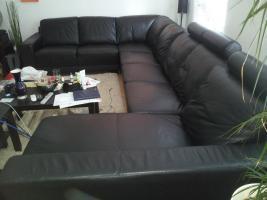 Foto 2 HAUSHALTSAUFLÖSUNG! Ab sofort! Hochwertige Möbel! z. B. bequeme & neuwertige Voll-Leder-Couch
