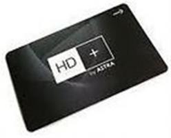 HD+ HD Plus Karte schwarz