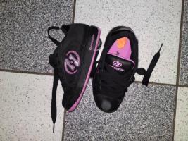 HEELYS Glitter Black/Pink Gr 33
