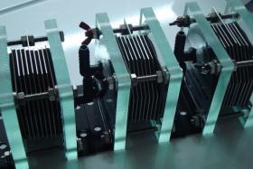 HHO Generator Titan (dry cell, trocken zelle)