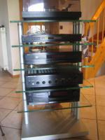Foto 3 HIFI Geräte, HIFI Rack, Farb-TV