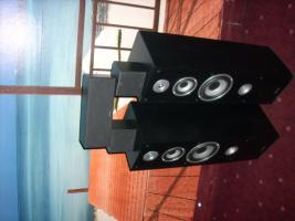 HIGH   END  SURROUNDSYSTEM  5.0  VOM MEISTER   J '' J !!!