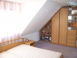 Foto 4 HOCHWERTIGES Schlafzimmer (großer Eck-Schrank!!! - großes Bett)
